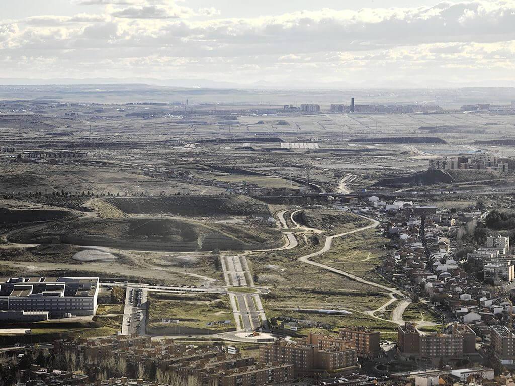 Die Cañada Real schlängelt sich durch die Peripherie von Madrid, 2016, Foto / Photo: © Johann-Christian Hannemann, CC BY-SA 4.0