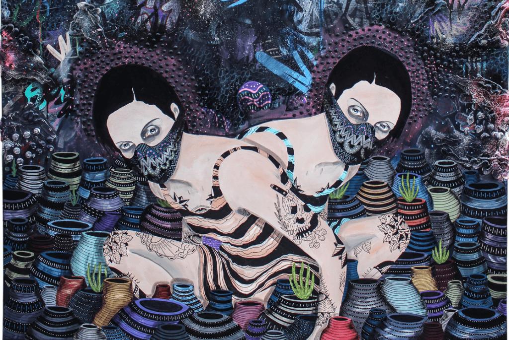 Rune Christensen, Textured, Heliumcowboy