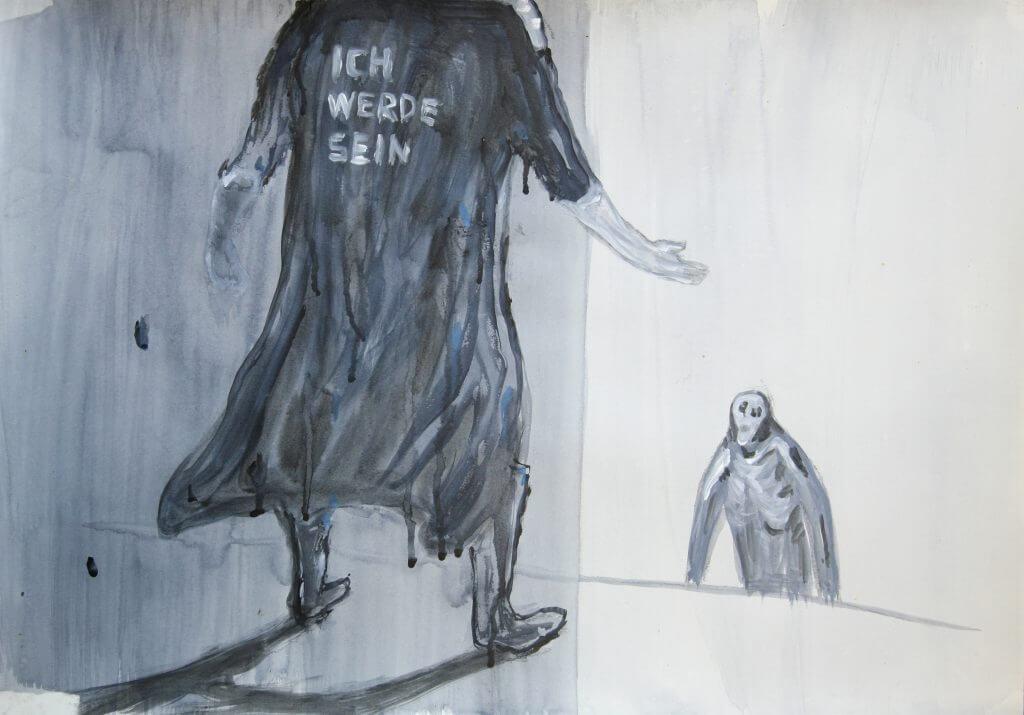 Ting Zhang: Die Auferstehung und das Leben 1.