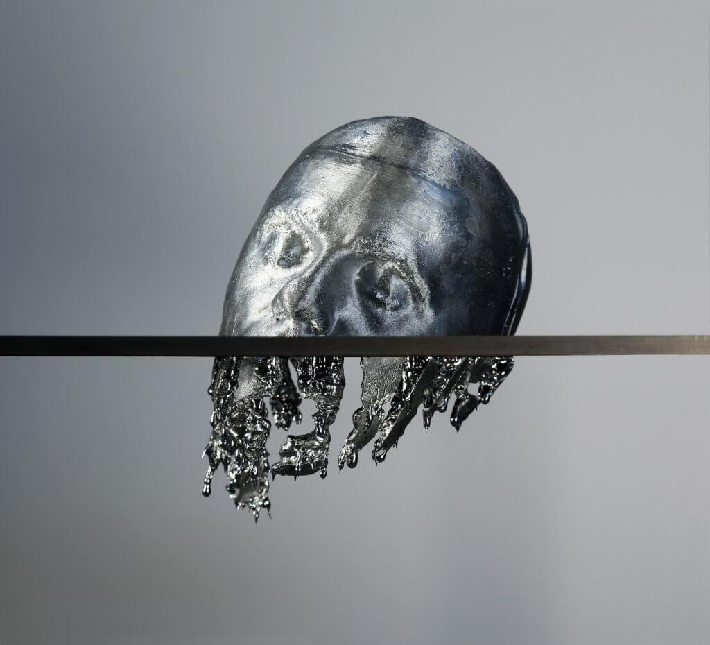 hristian Keinstar, Simplifikation, 2017, Gallium u .a., © VG Bild-Kunst,  Bonn 2017