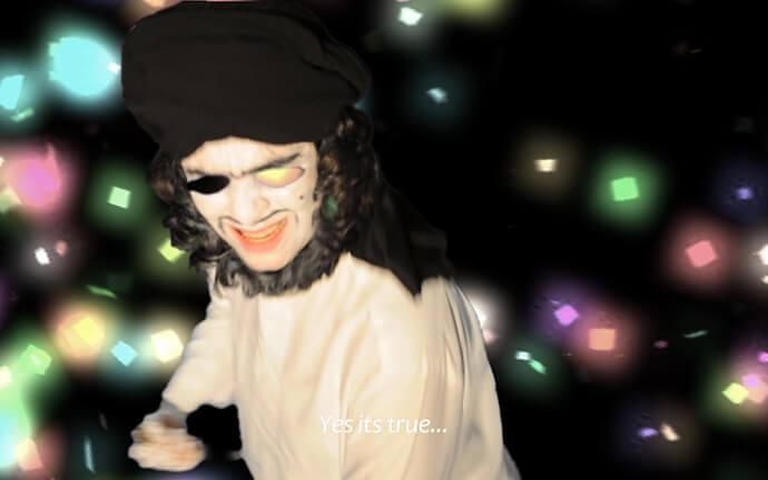 © Monira Al Qadiri, Abu Athiyya (Father of Pain), 2013, video