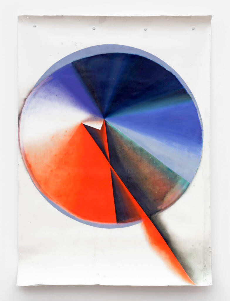 "Kerstin Brätsch for DAS INSTITUT: Machine of Light, 2008, ""New Images / Unisex""-Serie, Nini Bonavoglia, Collection © Kerstin Brätsch."