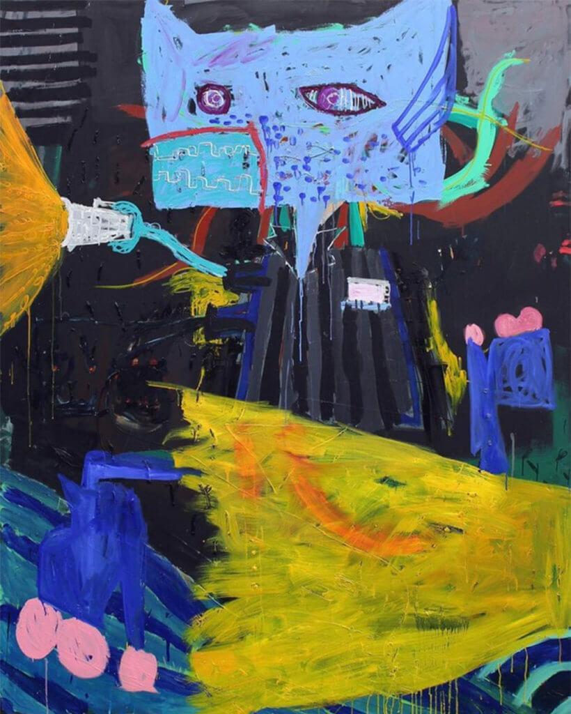 Boban Andjelkovic: PARISIANA, Galerie Tanja Pol.