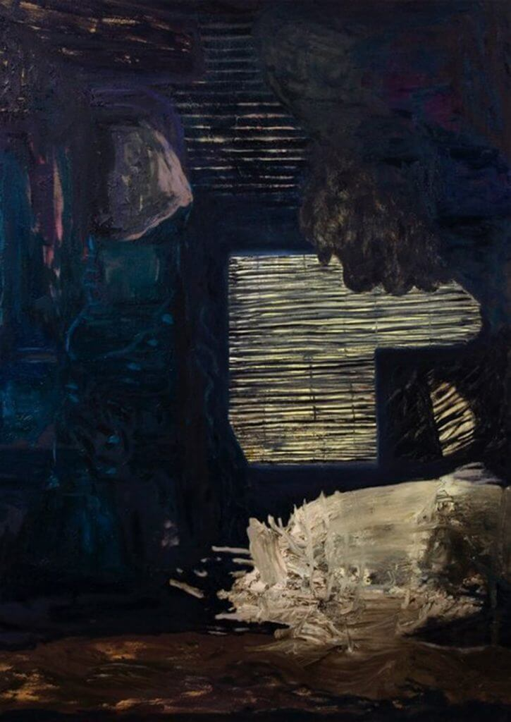 Veronika Hilger, Galerie Sperling.
