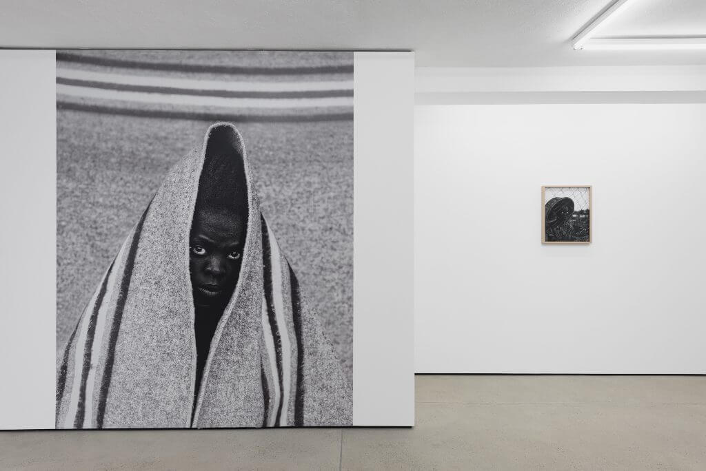 Zanele Muholi, Somnyama Ngonyama, 2017, installation view, Courtesy of WNTRP.