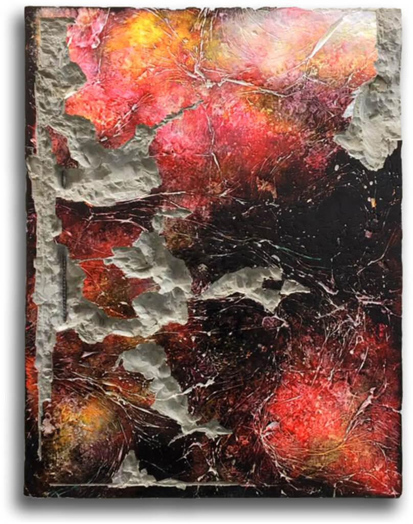 Christine Liebich: ORBIT, Galerie Nicole Gnesa.