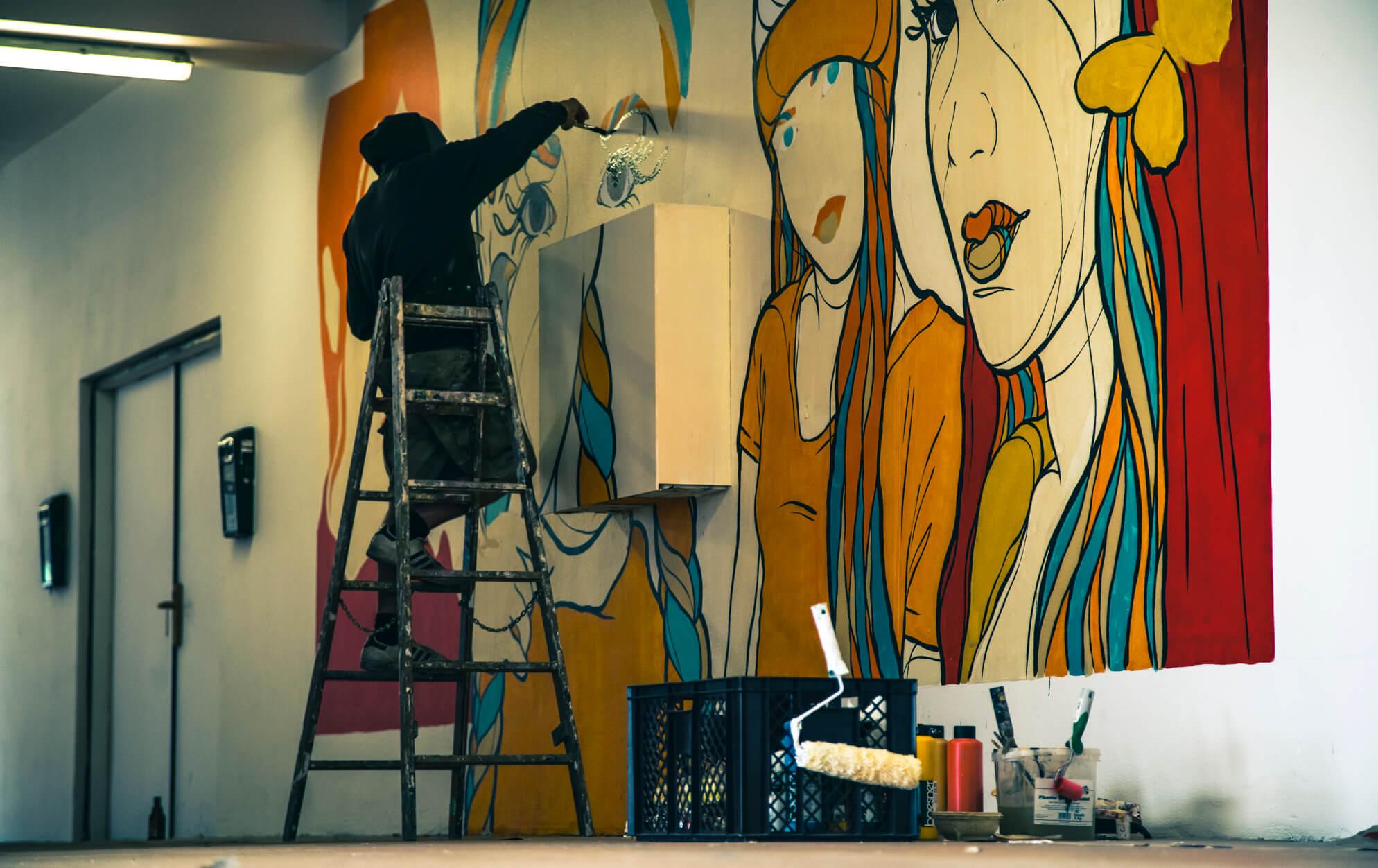 Millerntor Gallery #7, El_Bocho ©Noah_Felk