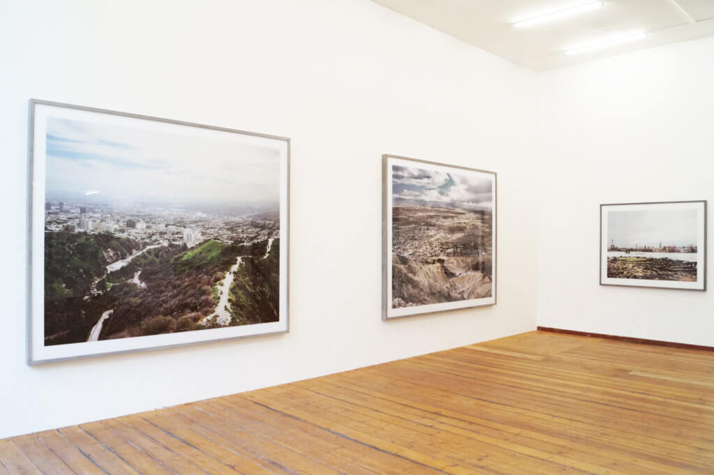 Elmar Haardt: Land of Dreams, Installationsansicht, Galerie Jarmuschek+Partner, Berlin