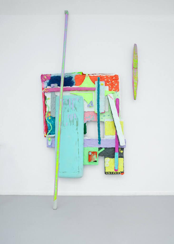 Mateusz von Motz & Philipp Eyrich, Candy Kingdom, 2017, 50x300x400 cm