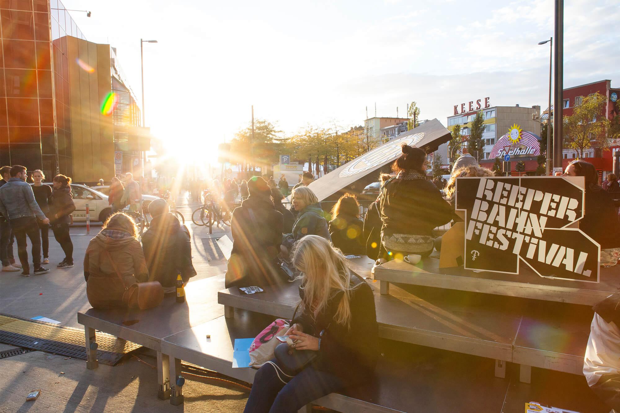 Reeperbahn Festival, Spielbudenplatz4_Lisa Meinen