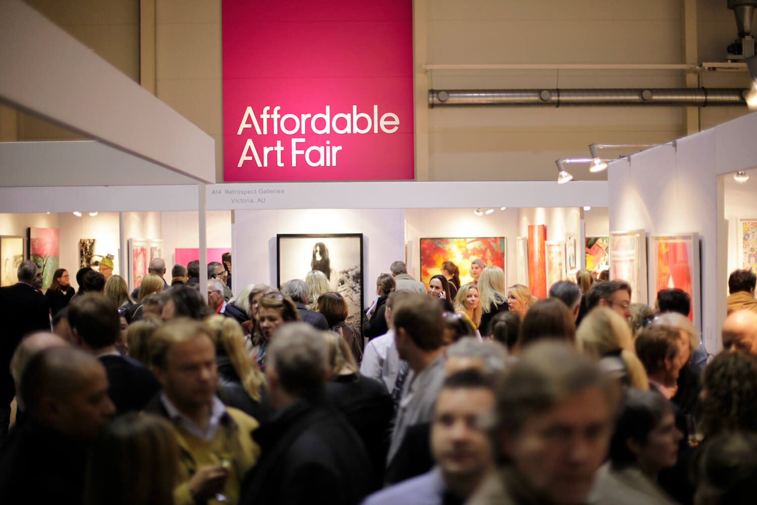 Impressionen Messe, Copyright: Affordable Art Fair