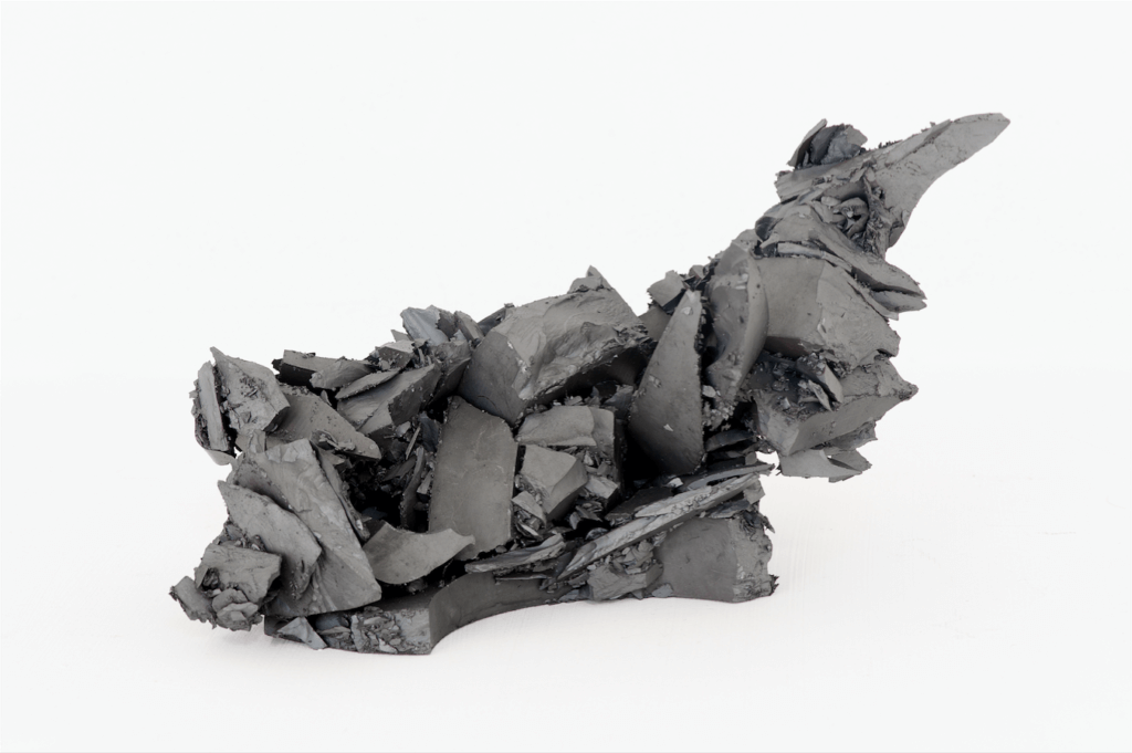 Lou Jaworski, Hyper Figure, lying 2017, courtesy of the artist.