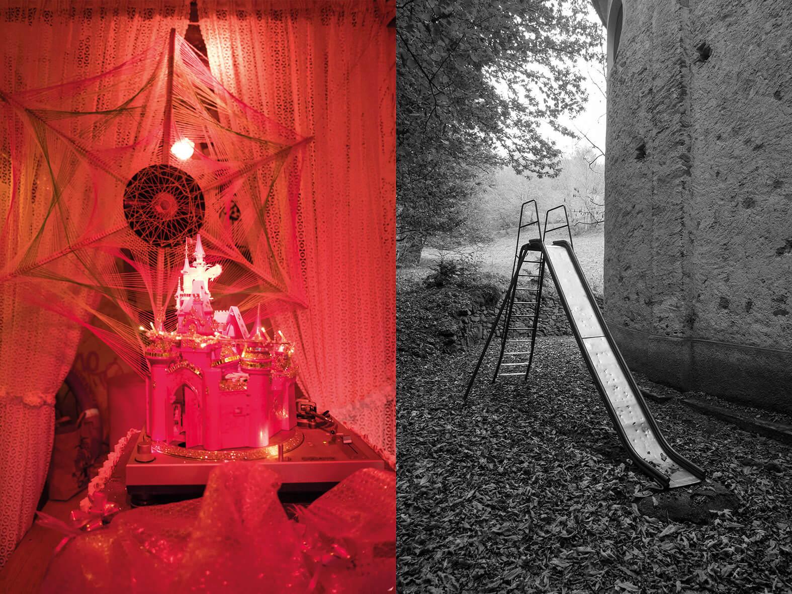 """Carsten Rabe, """"heim"""", MOM Art Space, Foto: Carsten Rabe"""