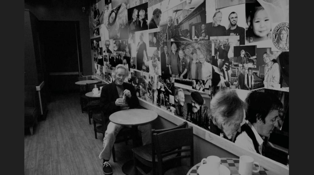 Ausstellung Klaus Voormann: It started in Hamburg - Graphic Arts 1958 - 2018 © C. Voormann