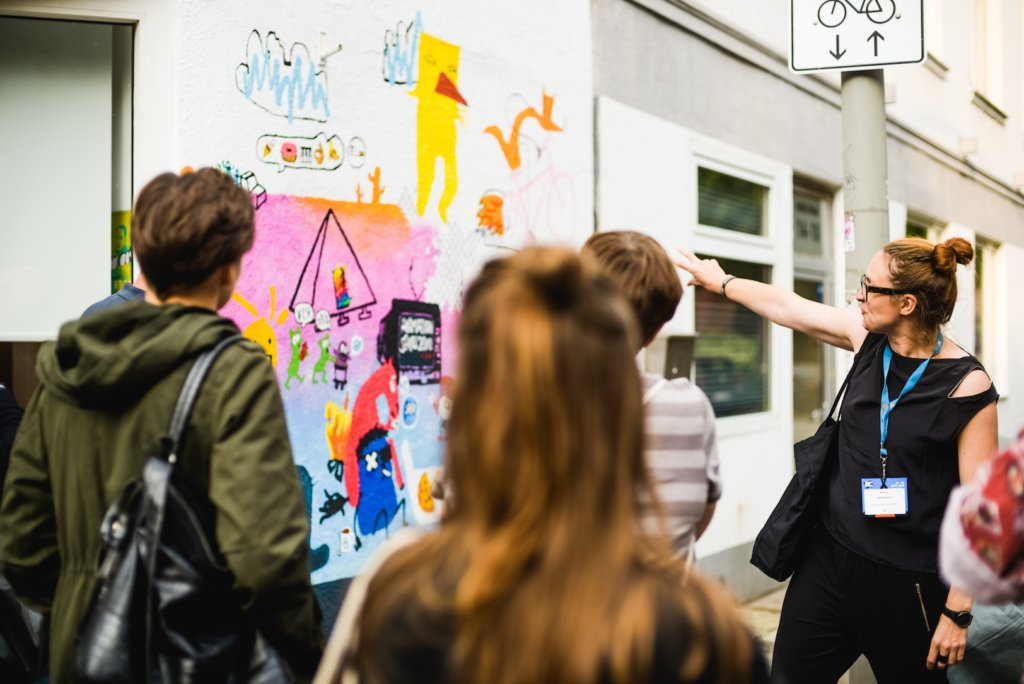 Destination Art - Gallery Hopping in der Neustadt
