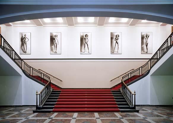 Helmut Newton Stiftung © Stefan Müller