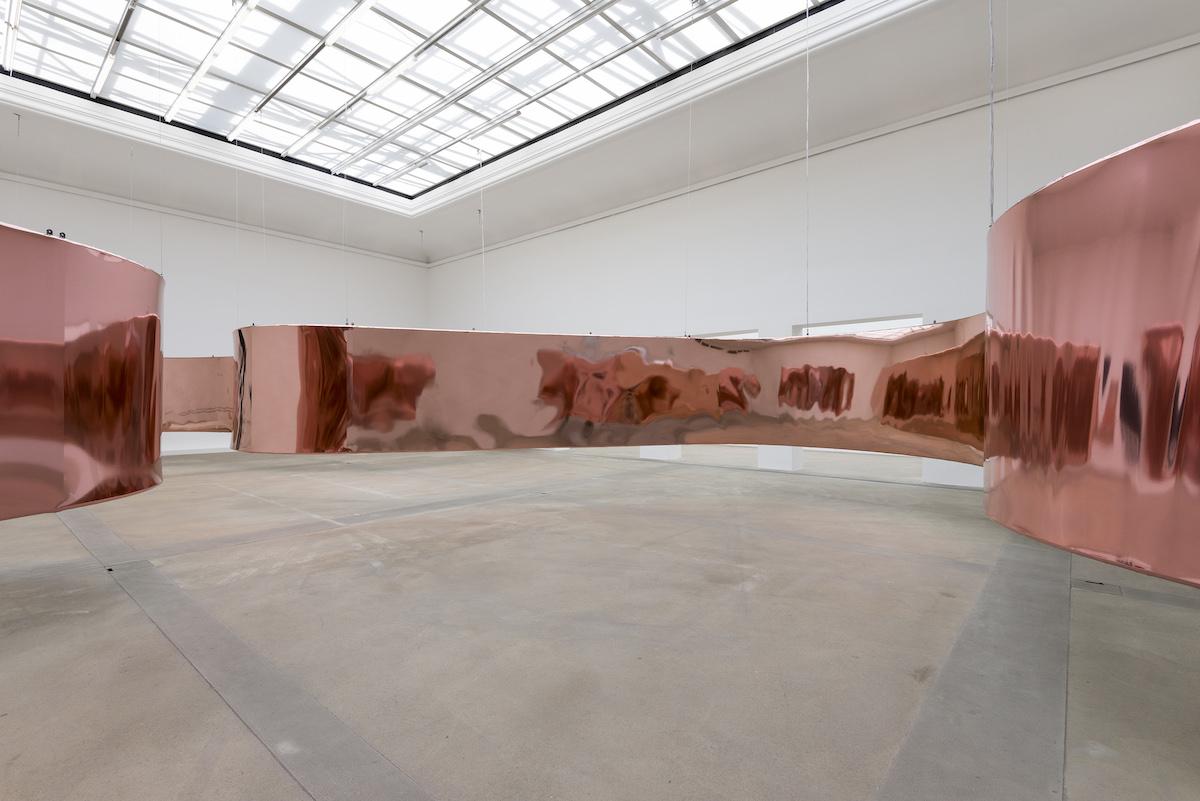 Hannah Perry, Rage Fluids, Ausstellungsansicht, Künstlerhaus, Halle für Kunst & Medien, Graz, 2018, Foto: Markus Krottendorfer