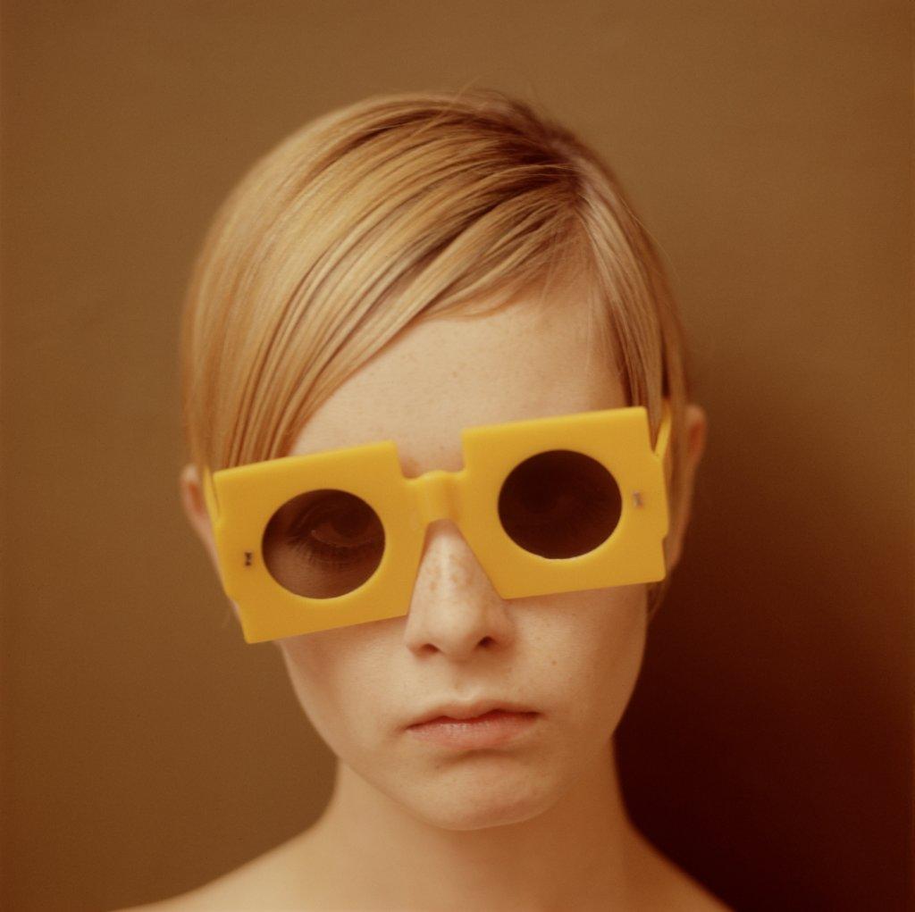 Ronald Traeger, Twiggy 1966, © Tessa Traeger