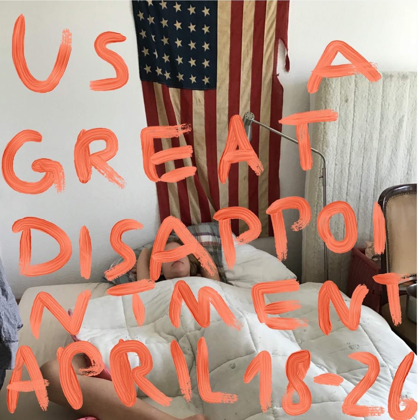 "xpon-art ""us a great disappointment"""