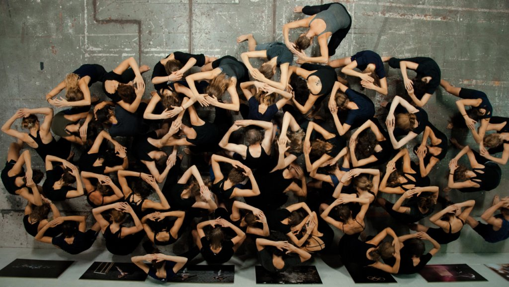 Patricia Mai: Hamonim – Was die Masse bewegt ©Hanna Naske