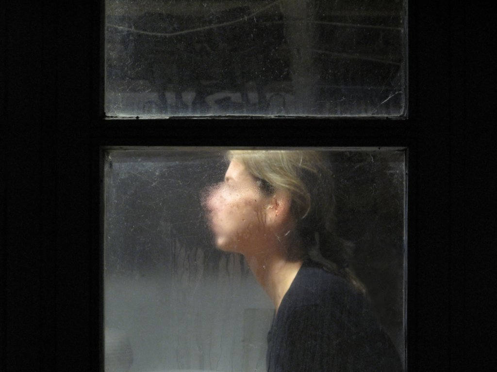Selbstporträt ©Kamilla Jørgensen