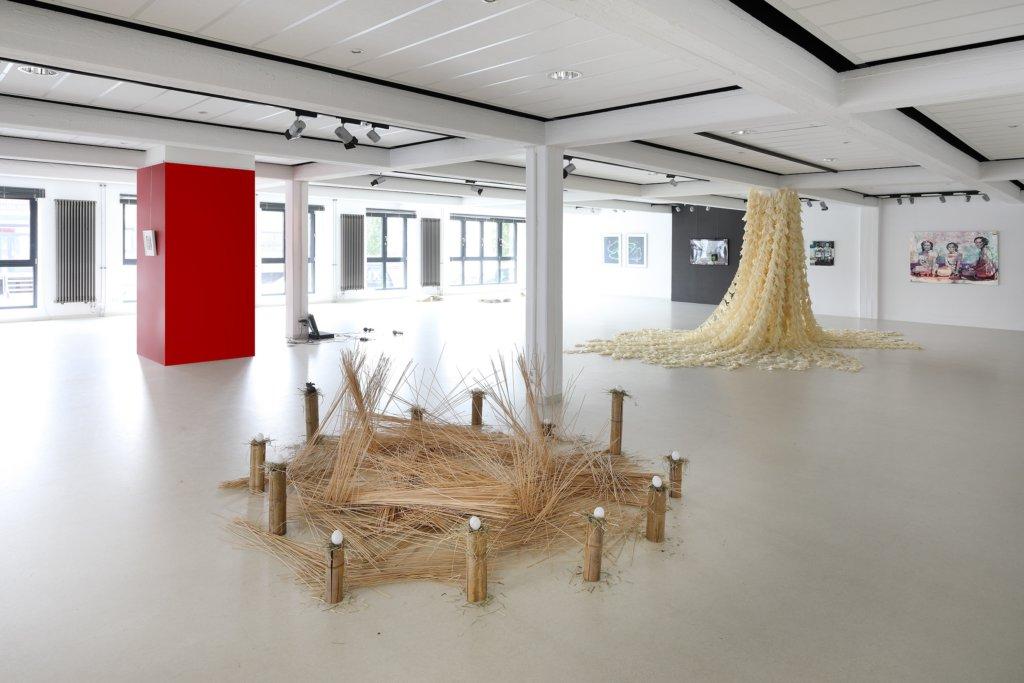 Position in der Fabrik der Künste. Foto: Hayo Heye