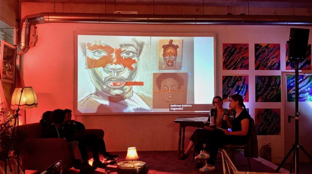 Artist Talk mit gallerytalk © Reeperbahn Festival GbR
