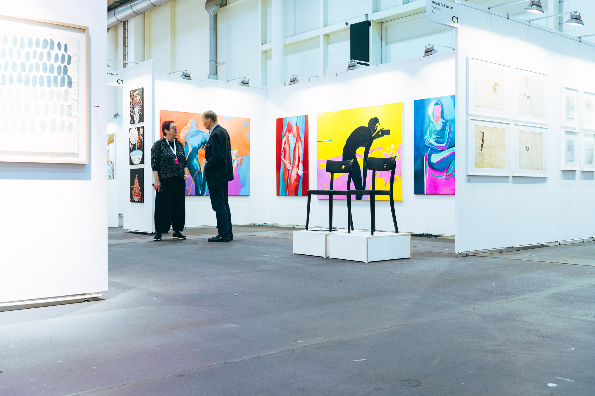 Affordable Art Fair 2019, Foto: Nicolas Doering