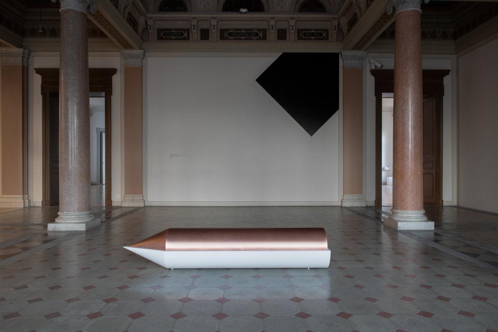 Iman Issa, Heritage Studies #33, 2019, Courtesy die Künstlerin; Rodeo, London/Piraeus und carlier | gebauer Berlin/Madrid, Foto: Sebastian Stadler