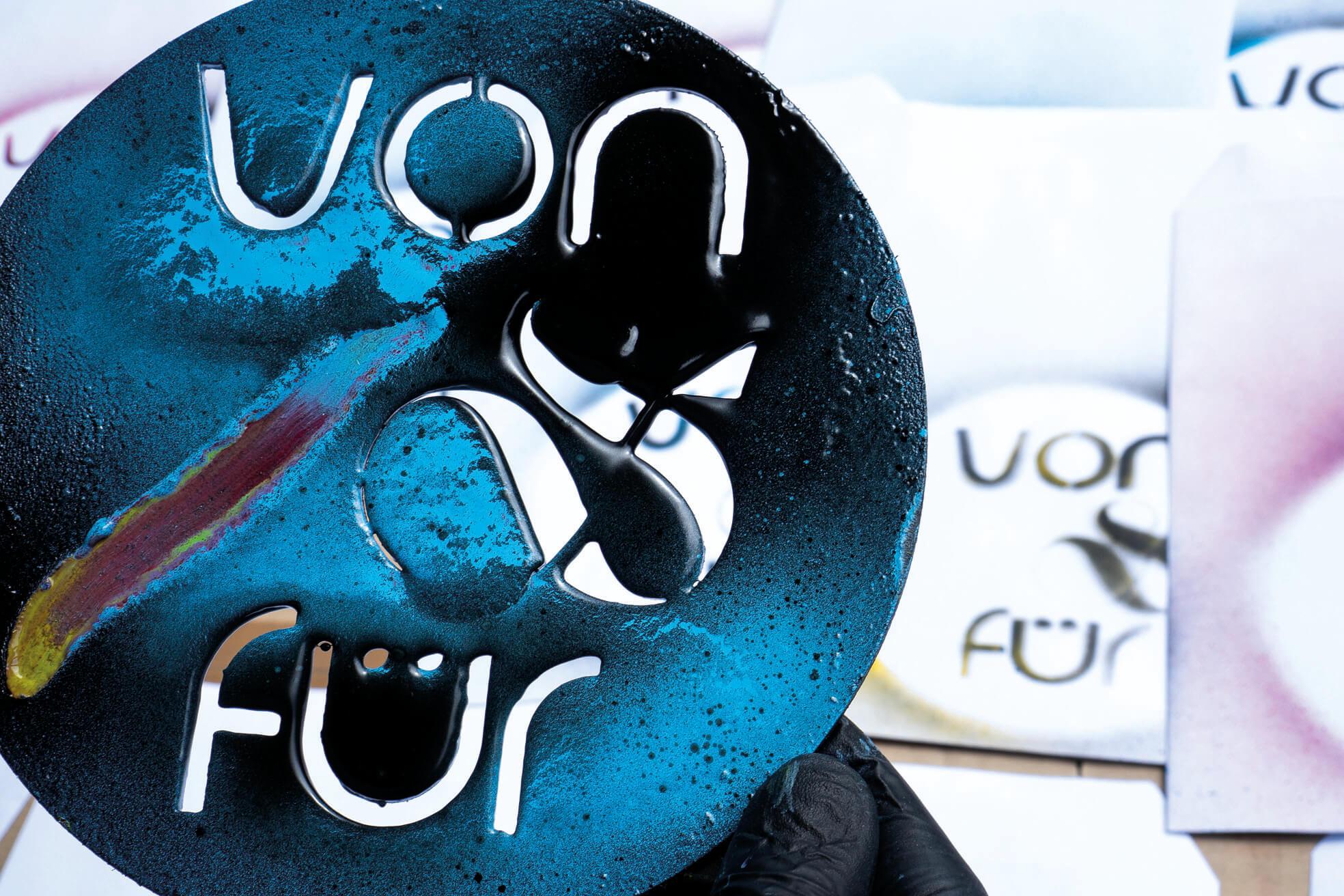 Logo des Projekts Von & Für der Klasse Wulff