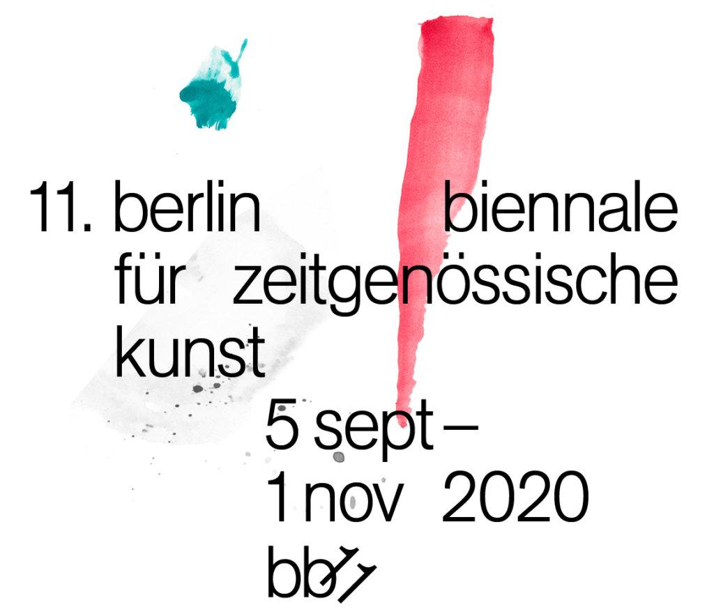 Logo 11. Berlin biennale