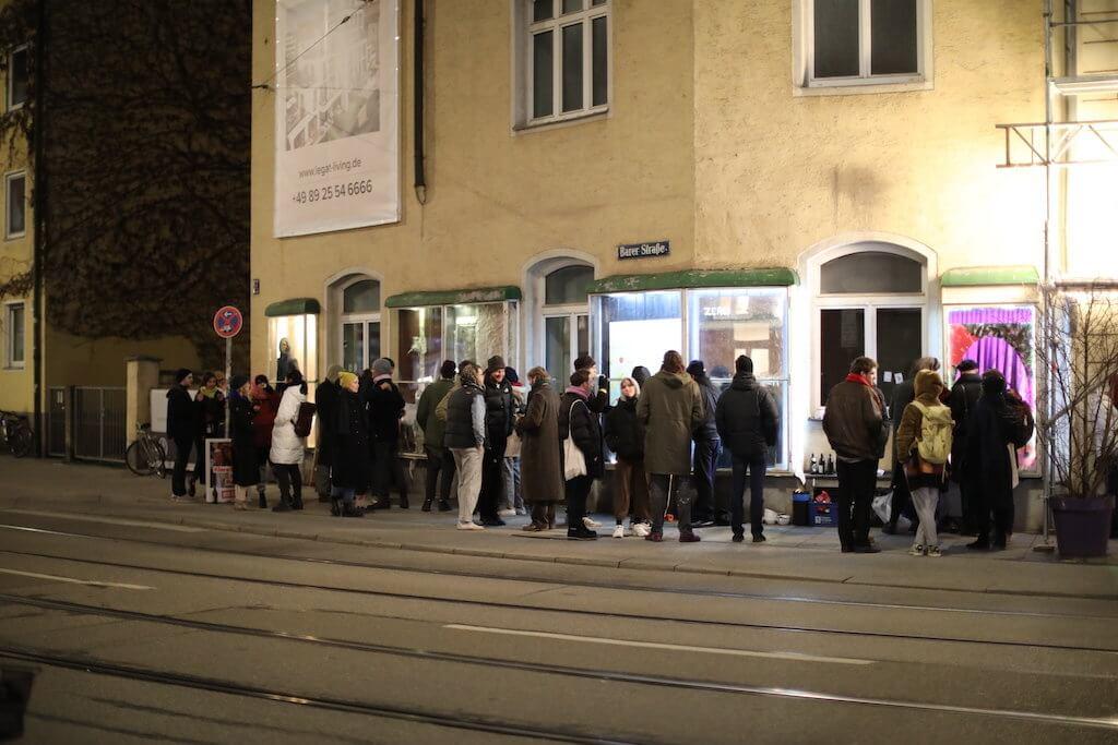 Ausstellungsansicht: ille Galerie München, Foto: Magdalena Jooss