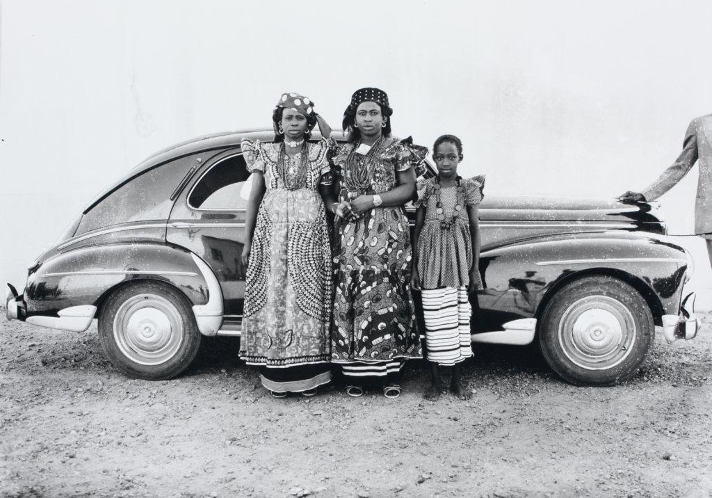 Fotografie des afrikanischen Künstlers Seydou Keïta