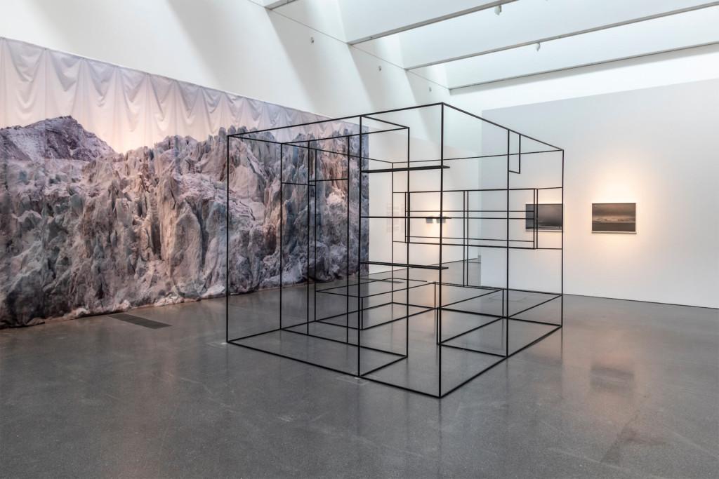 Man sieht die Installation Berth & The Perimeter von Lena von Goedeke im Dortmunder U.