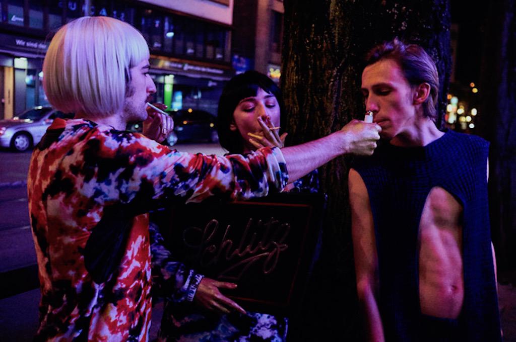 Jovana Reisinger, pretty boyz don't die, Film still, 2016. Foto: Sophie Wanninger.