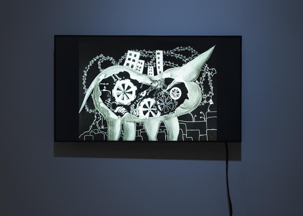 Video von der indischen Künstlerin Tejal Shah