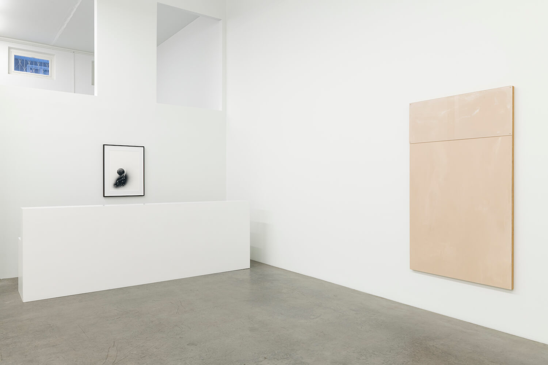 """Installations-Ansicht """"Divine"""", Galerie Neu."""