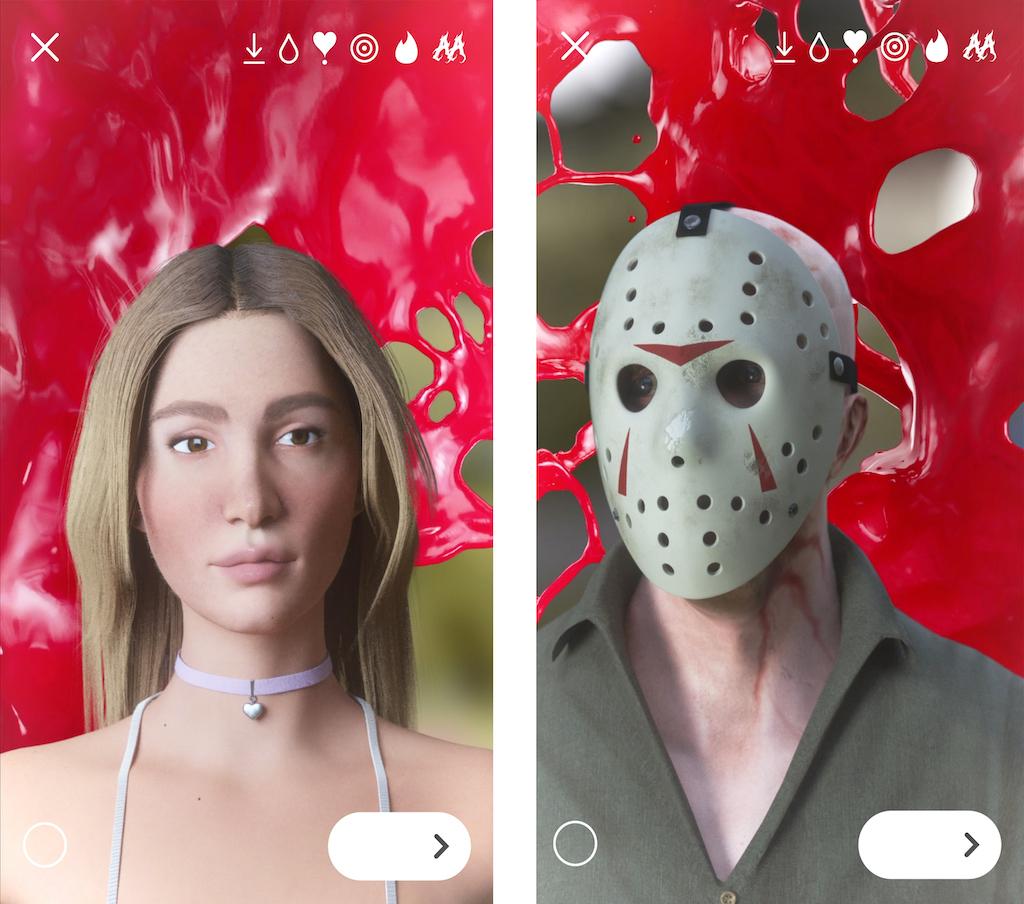 """Alexander Scharf, Jason, 2021, Standbild aus der Zweikanal-Videoinstallation """"Be My Baby""""."""