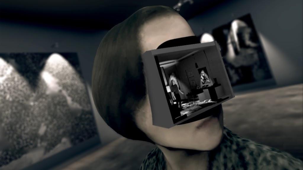 Lauren Moffatt, Image Technology Echoes, 2020, Screenshot.