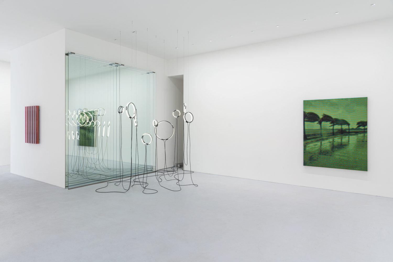 Blick in die Galerie max goelitz.