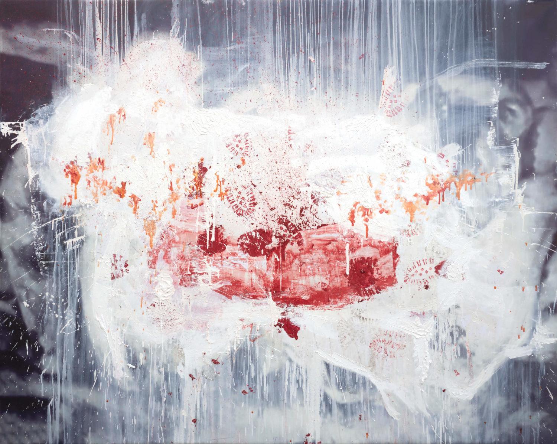 Das Bild zeigt ein Kunstwerk der Künstlers Daniel Spivakov.