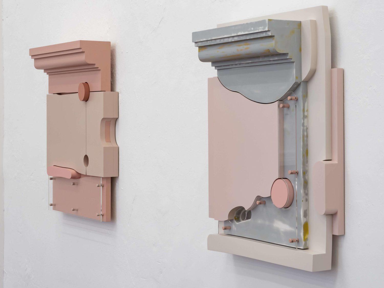 Faisal Habibi, Ausstellungsansicht, Jarmuschek. Foto: Natalia Carstens