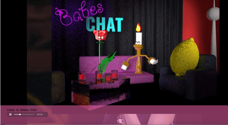 Babes Bar, Babes Chat, New Wave Theatre, Volksbühne