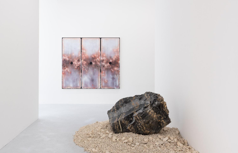 Blick in die Galerie max goelitz